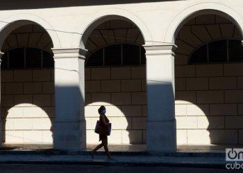Havana and Ciego de Ávila, the only provinces that reported coronavirus cases in Cuba today. Photo: Otmaro Rodríguez.
