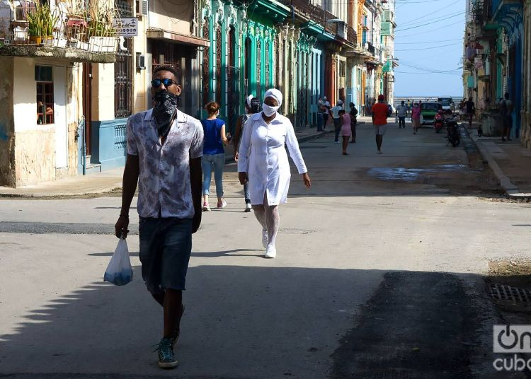 The country has processed a total of 98,381 tests, of which 1,974 have been positive, MINSAP reported today. Photo: Otmaro Rodríguez.