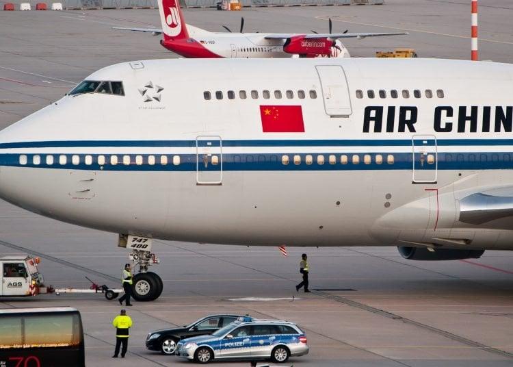 Photo: Air China.