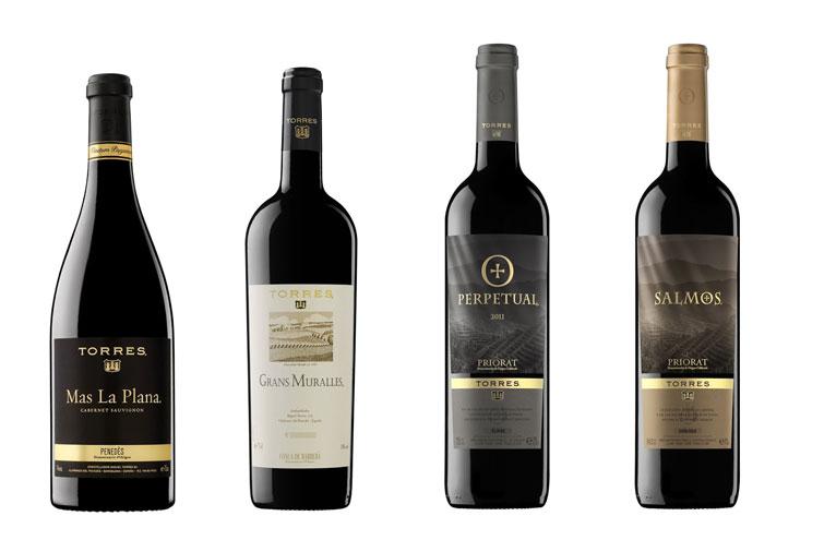 Bodegas Torres cuenta con una amplia gama de productos de gran prestigio internacional. Foto: torres.es.