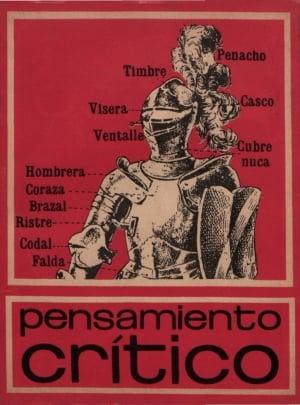 Revista Pensamiento Crítico, Habana, enero de 1968, número 12.