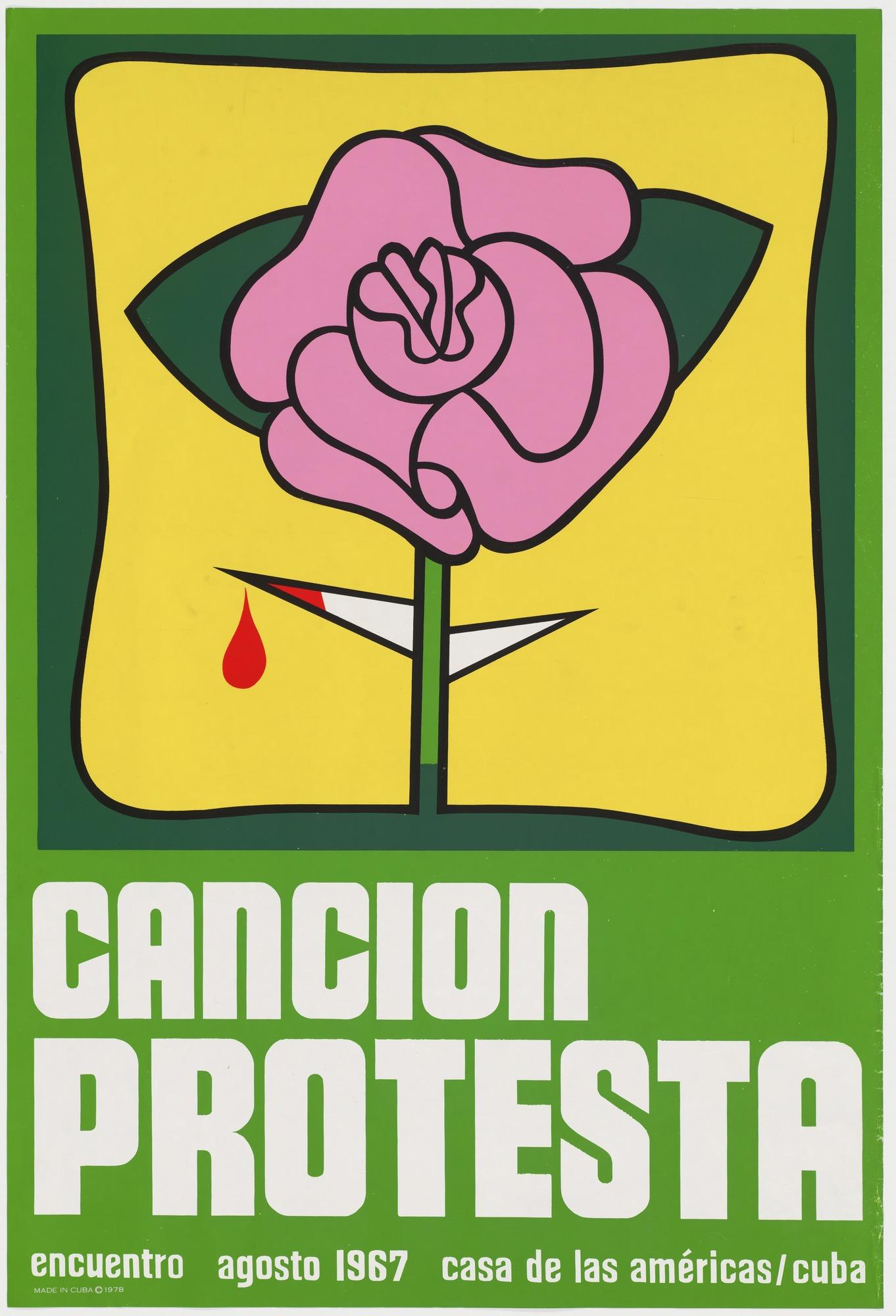 Un ícono creado por Alfredo Rostgaard (1943-2004).