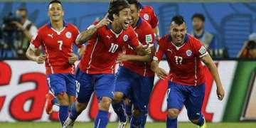 Chile en la Copa Mundial de Fútbol
