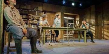 Tío Vania en Argos Teatro