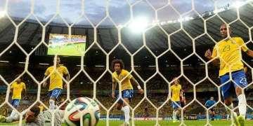 Alemania-Brasil en el Mundial de Fútbol 2014