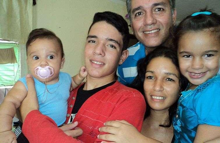 Familia de Androvis García