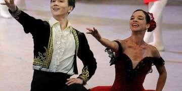 Ballet Nacional de Cuba y Ballet Nacional de China