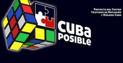 Imagen de portada de la página de Cuba Posible en Facebook
