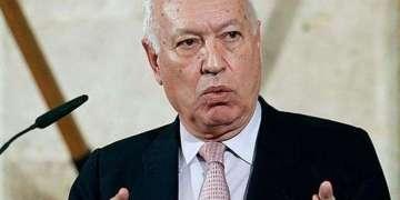 José Manuel García-Margallo, Ministro español de Asuntos Exteriores.