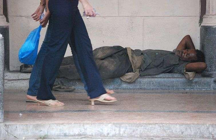 Aunque la pobreza en Cuba no tiene la dimensión de otros países sigue siendo un problema económico, social y ético grave / Foto: Raquel Pérez.