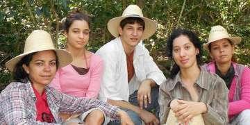 Equipo de actores de Café Amargo