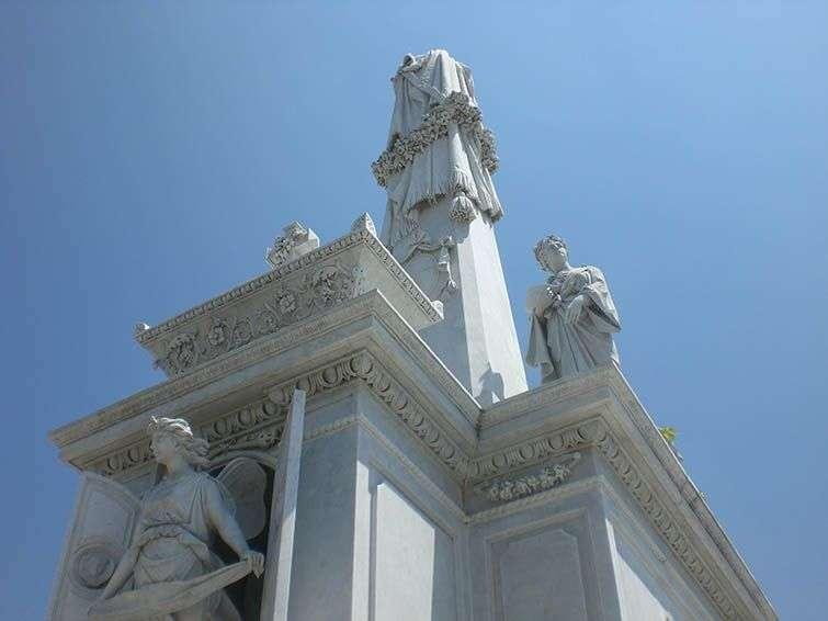 Monumento a los estudiantes de Medicina / Foto: Cortesía del autor