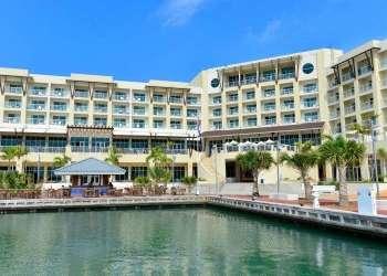 El Hotel Meliá Marina Varadero. Foto: prestigia.com