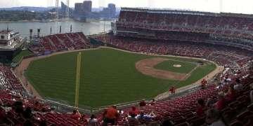 El Great American Ball Park de Cincinnati acogerá el All Star Game 2015 / Foto: cookandsonbats.com