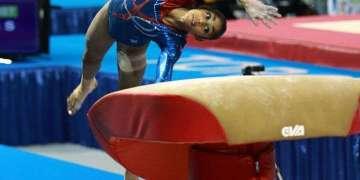 Con tan solo15 años, Marcia Videaux es campeona panamericana / Foto: Mónica Ramírez