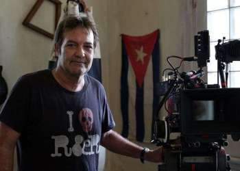El actor cubano Jorge Perugorría, recibirá el Caballo de Honor del festival de Soria. Foto: EFE/Archivo