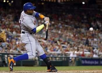 Céspedes presenta una nueva historia para los Mets / Foto: AP Foto/Alex Brandon