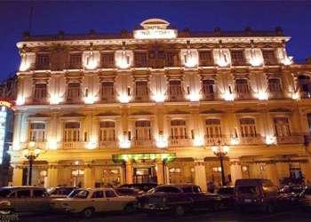 Hotel Inglaterra / Foto: Gran Caribe