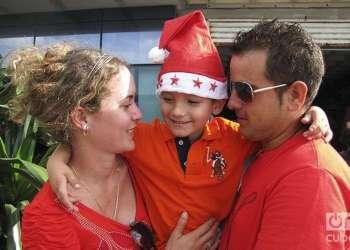 Navidad a la cubana / Foto: Lidia Hernández Tapia