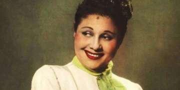 Rita Montaner, la única.