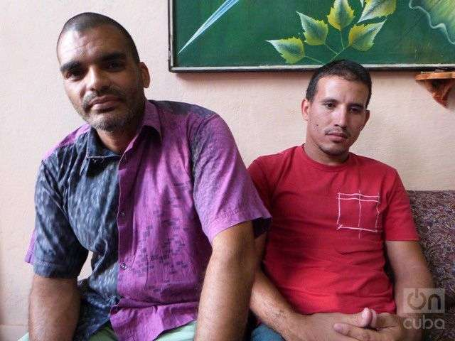 Isha y Yamal. Foto: Ángel Márquez Dolz