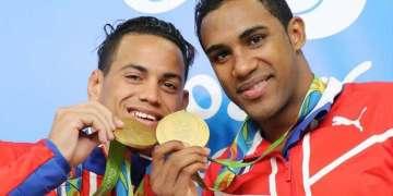 Más medallas de oro para Cuba. Foto: Roberto Morejón / JIT