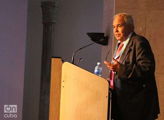 Conrado Moreno, president of the Organizing Committee for the Cuban side. Photo: Ismario Rodríguez Pérez