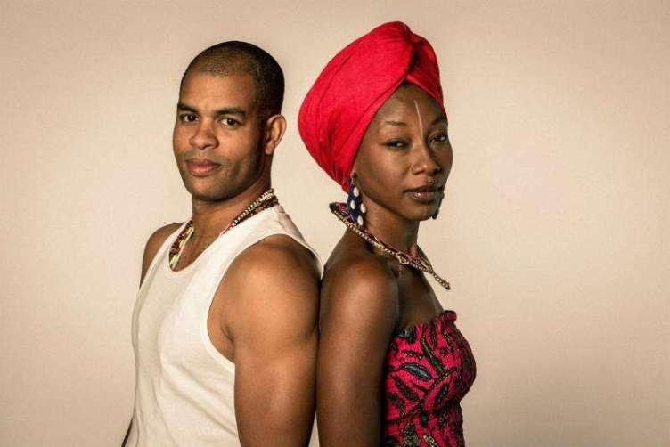 Roberto Fonseca y Fatoumata Diawara. Foto: Carlos Pericais