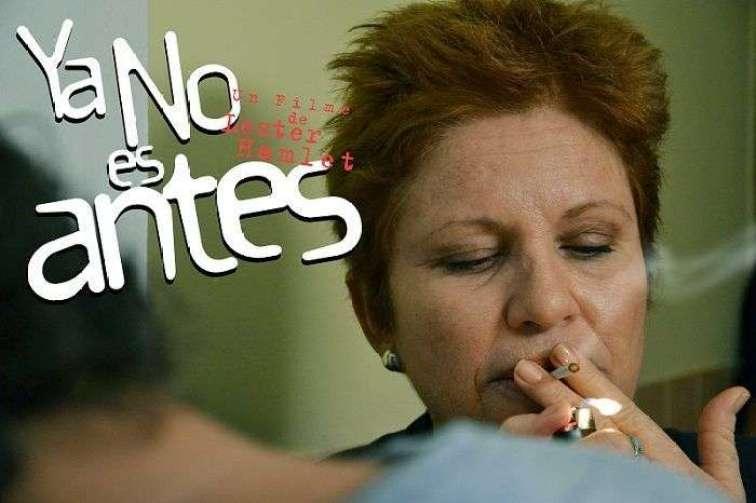"""Isabel Santos en """"Ya no es antes"""". Foto cortesía de Lester Hamlet."""