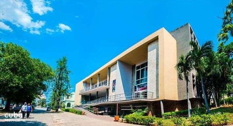 Centro Cultural Bertolt Brecht. Foto tomada de LaHabana.com