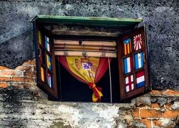 Ventana en La Habana. Foto: Desmond Boylan.