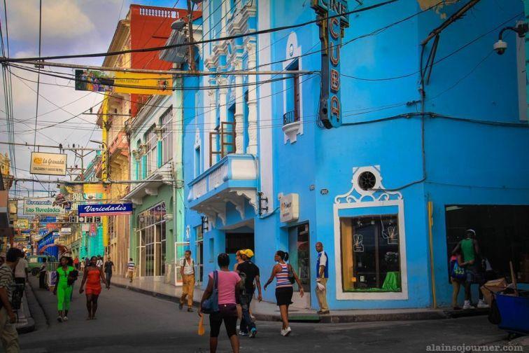 Santiago de Cuba. Foto tomada de TheCubanHistory.com