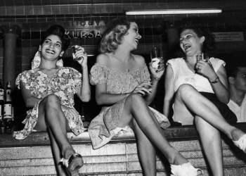 Cabaret Kursal, La Habana, años 50. Foto: Herbert C. Lanks/FPG/Hulton Archive/Getty Images.