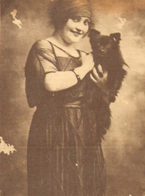 La Macorina. 1917.