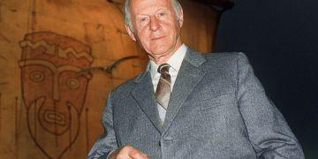 El explorador noruego Thor Heyerdhal protagonizó la famosa expedición de la Kon Tiki. Foto de independent.co.uk.