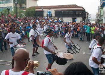 Festival del Caribe, en Santiago de Cuba. Foto: José Roberto Loo.