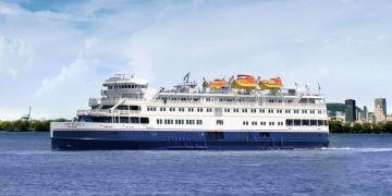 El Victory I llegará a Cuba en 2018. Foto: Victory Cruise Lines.