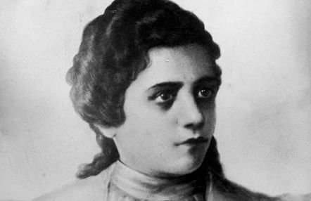 Evangelina Cossio (1877-1970). Foto: The Print Collector / Print Collector / Getty Images.