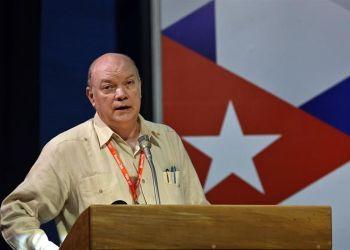 El ministro de Comercio Exterior e Inversión Extranjera de Cuba, Rodrigo Malmierca. Foto: Foto: Alejandro Ernesto / EFE / Archivo.