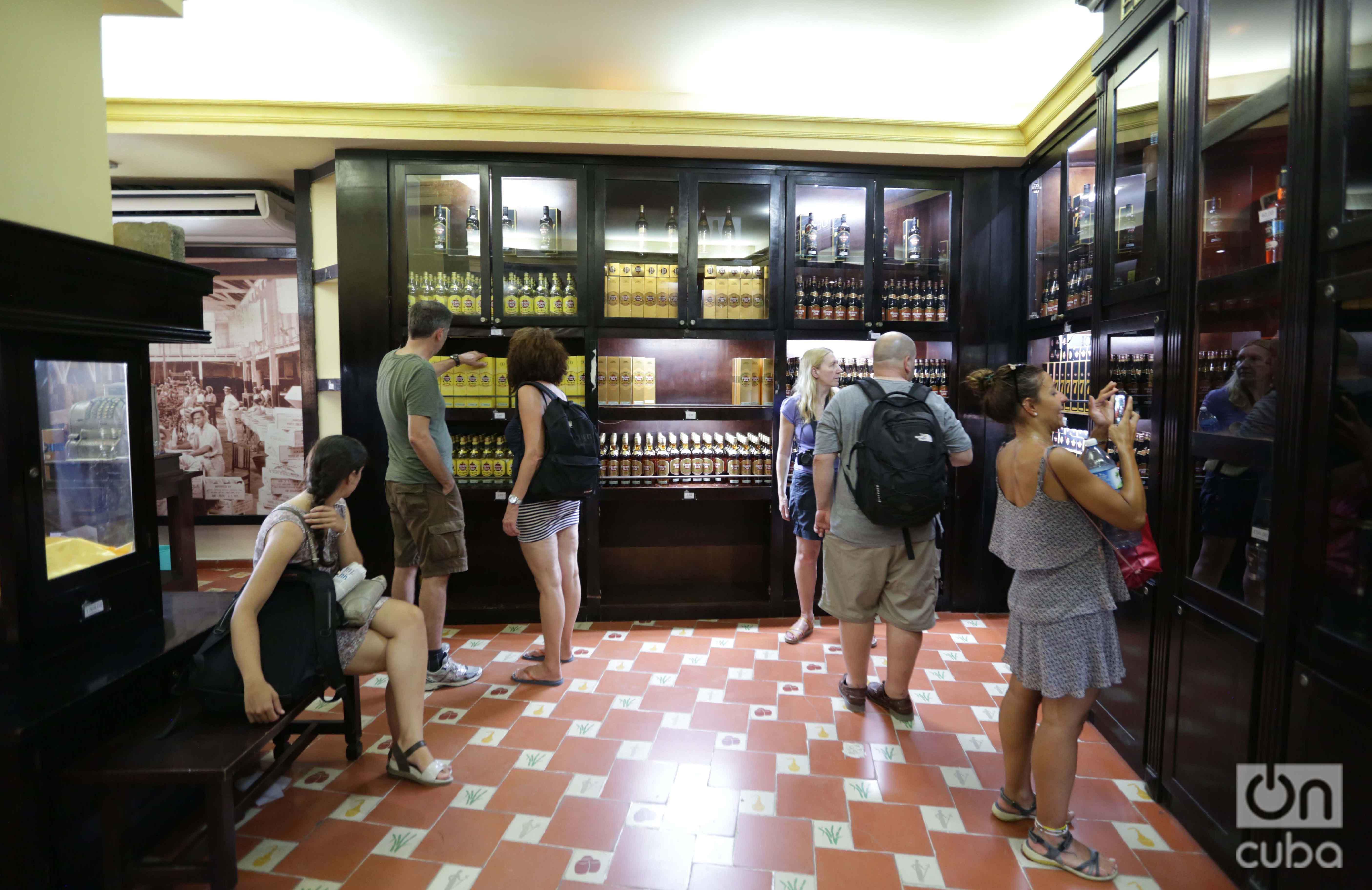 Rum Museum. Photo: Gabriel Guerra Bianchini.