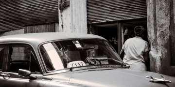 Muchos autos tienen más de 50 años de existencias. Foto: Jorge Luis Borges.