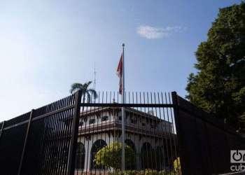 Embajada de Canadá en La Habana. Foto: Claudio Pelaez Sordo.