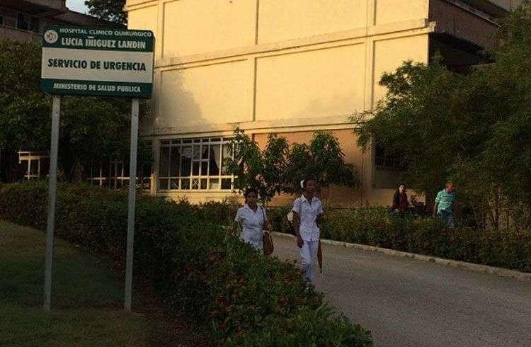 El hospital Lucía Íñiguez de Holguín ha sufrido robos e indisciplinas, según el diario Granma. Foto: Radio Angulo.
