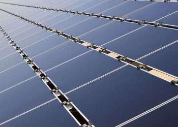 Paneles solares. Foto: Susan Montoya Bryan / AP.