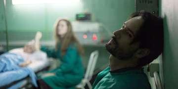 El filme es protagonizado por el brasileño Rodrigo Santoro. Foto: Gabriel Guerra Bianchini.