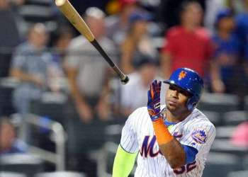 Yoenis Céspedes. Foto: Brad Penner / USA TODAY Sports ORG.