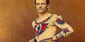 José Ramón Chacón Vélez, un trapecista camagüeyano con una historia de amor trágica.