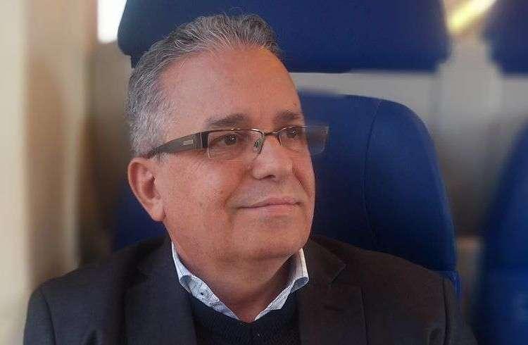 Juan Carlos Roque, un hombre-radio. Foto: Cortesía del entrevistado.