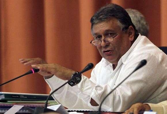 Marino Murillo. Foto: Ladyrene Pérez / Cubadebate / Archivo.