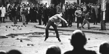 Paris. Mayo de 1968. Foto: Tomada de El Mundo.es